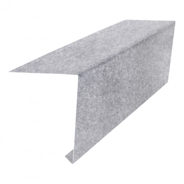 Dachrandblech aus Aluminium
