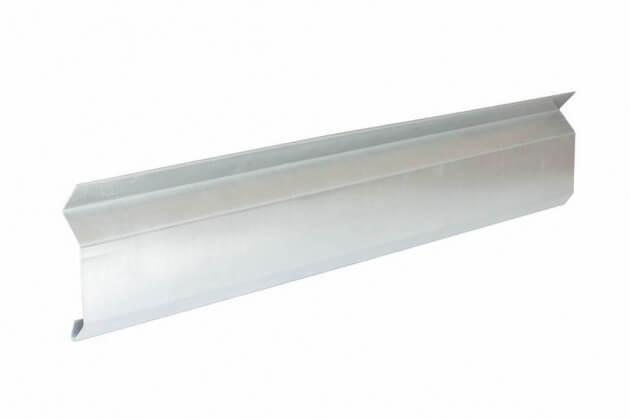 Kappleiste aus Aluminium